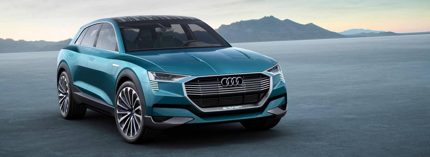 Laadpaal plaatsen voor een Audi e-tron Quattro? - ENGIE