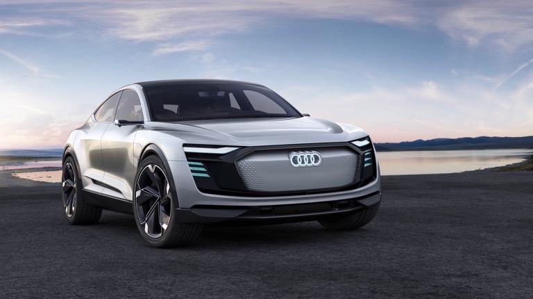 Laadpaal plaatsen voor een Audi e-tron Sportback? - ENGIE