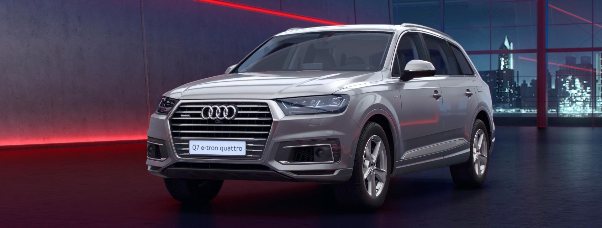 Een laadpaal nodig voor uw Audi Q7 E-Tron? - ENGIE