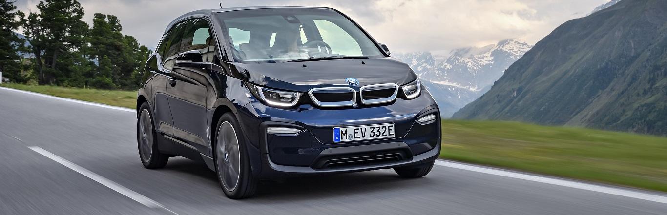 Laadpaal kopen voor uw elektrische BMW i3