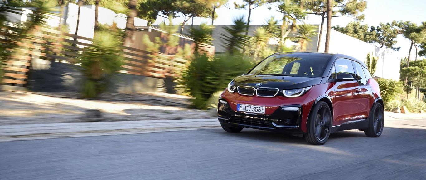 Laadpaal kopen voor uw elektrische BMW i3s Range Extender