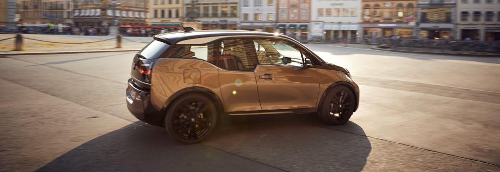 Laadpaal voor een BMW i3s 120 Ah