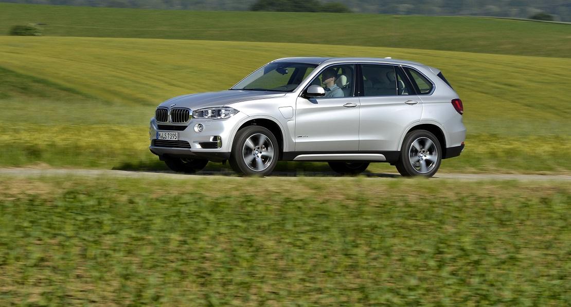 Laadpaal voor uw elektrische BMW X5 xDrive40e kopen?