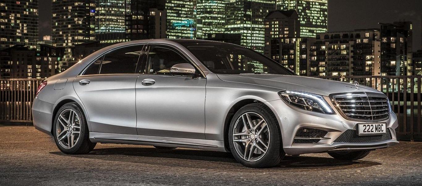 Laadpaal kopen voor uw elektrische Mercedes S 500e Plug-In