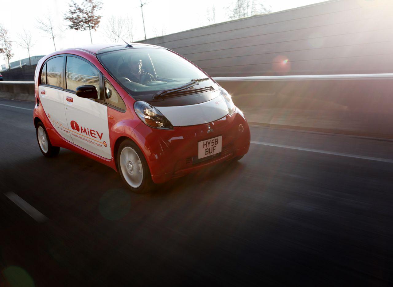 De beste laadpaal voor een Mitsubishi i-MiEV? - ENGIE