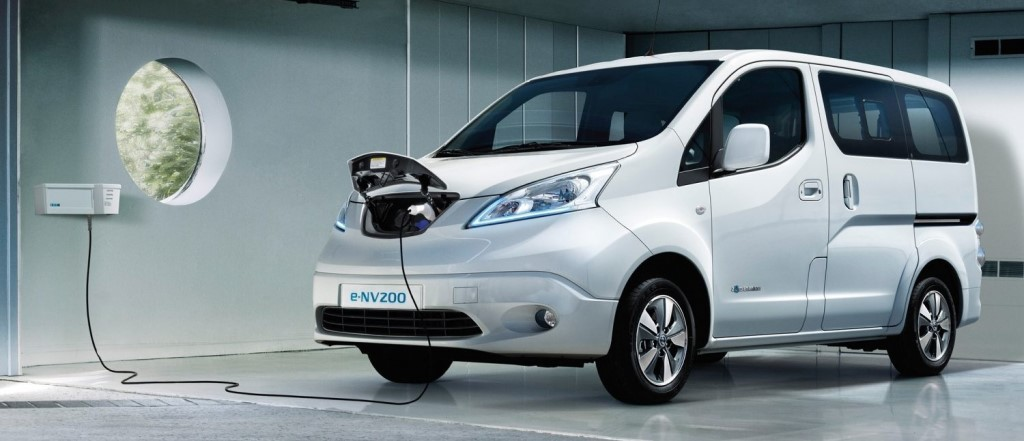 Beste laadpaal voor Nissan e-NV200 Evalia Connect Edition?