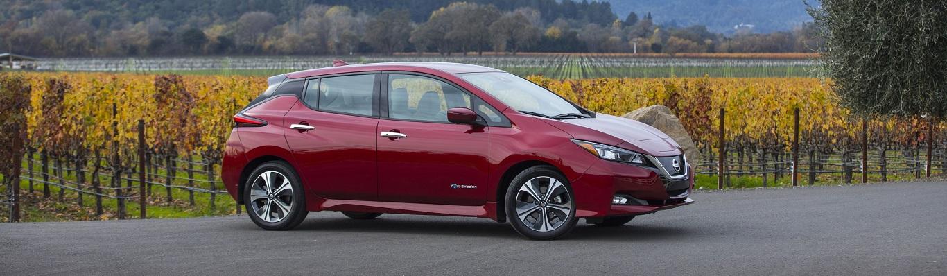 Een laadpaal nodig voor uw Nissan Leaf? - ENGIE