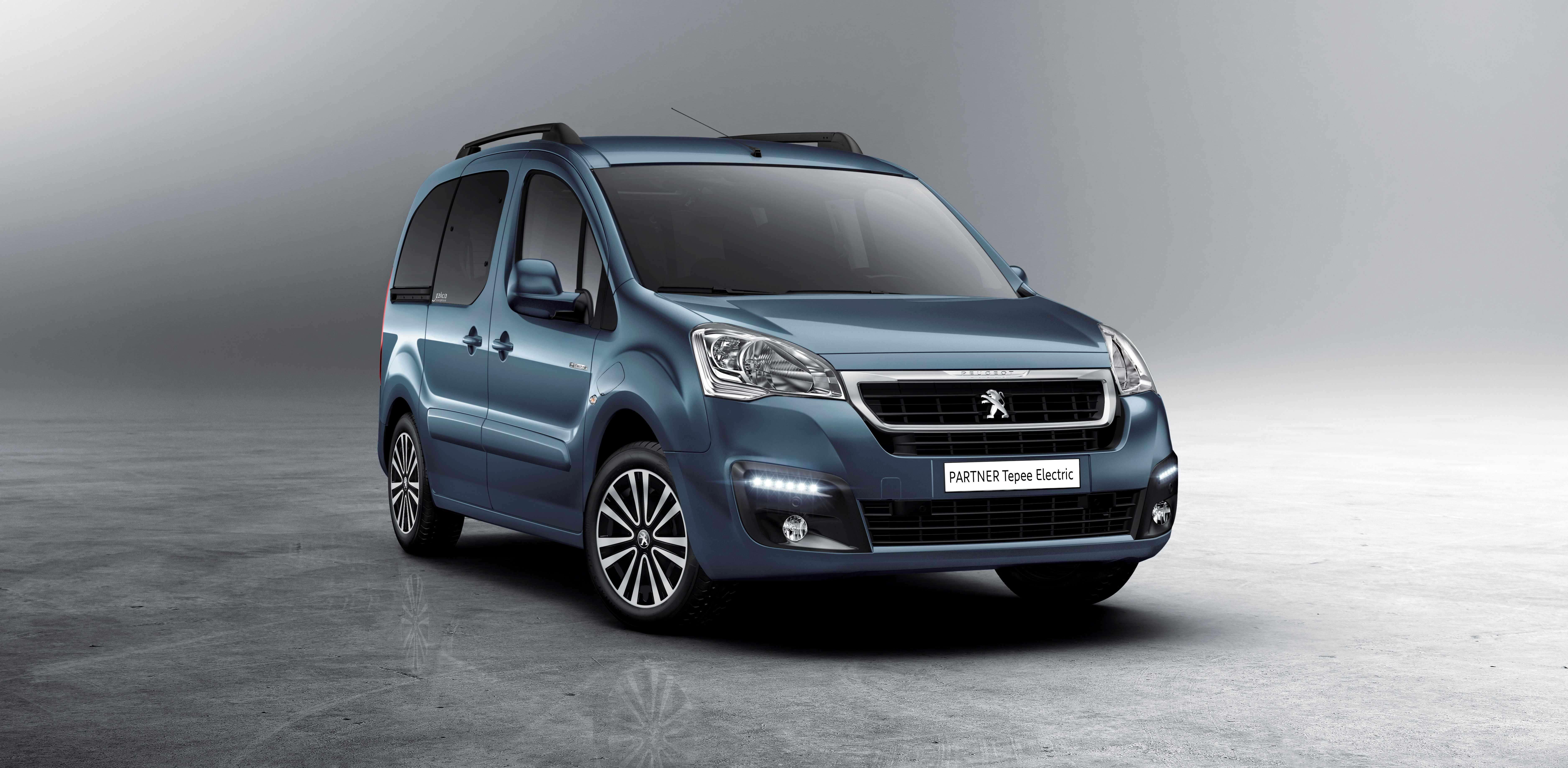 Beste laadpaal voor Peugeot Partner Tepee Electric?