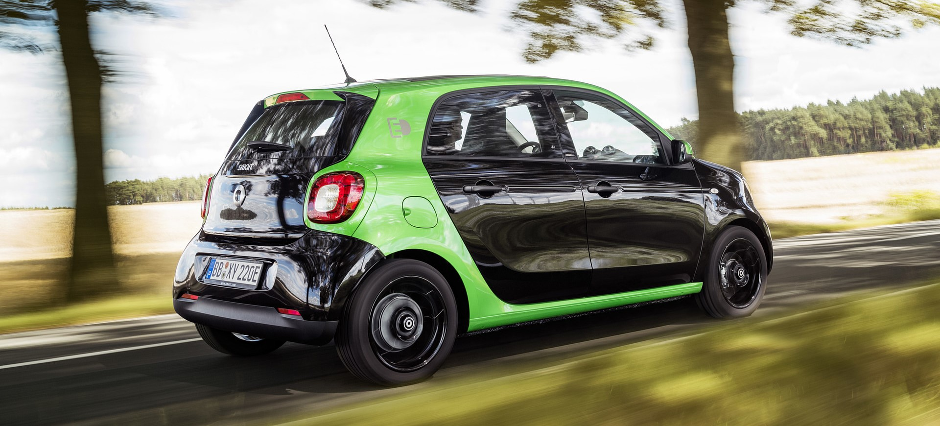 Beste laadpaal voor Smart ForFour Electric Drive?