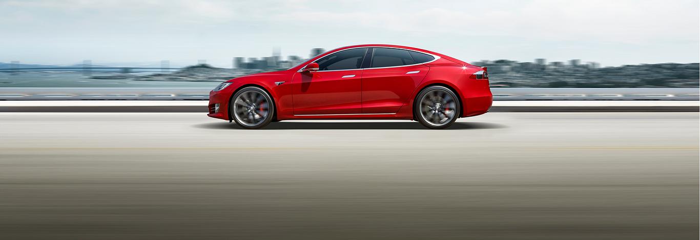 Laadpaal kopen voor uw elektrische Tesla Model S P90D