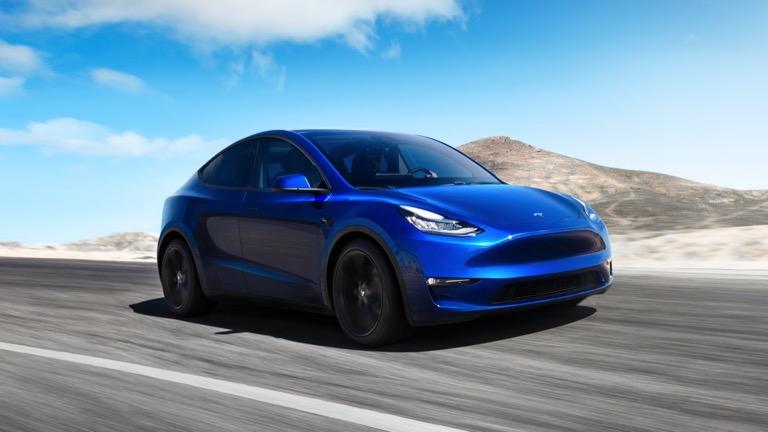 Geschikte laadpaal Tesla Model Y Long Range Performance
