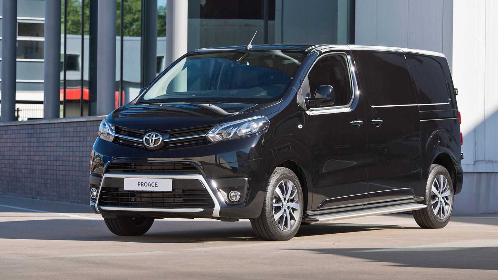 De beste laadpaal voor de Toyota PROACE Electric