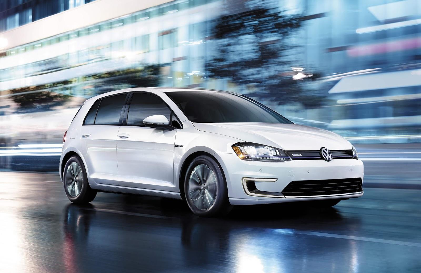 Laadpaal kopen voor uw elektrische Volkswagen e-Golf