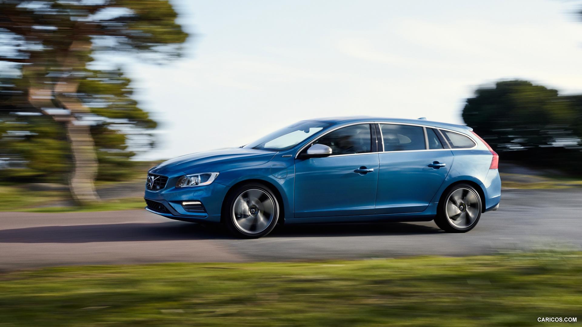 Laadpaal plaatsen voor een Volvo V60 D6 AWD? - ENGIE